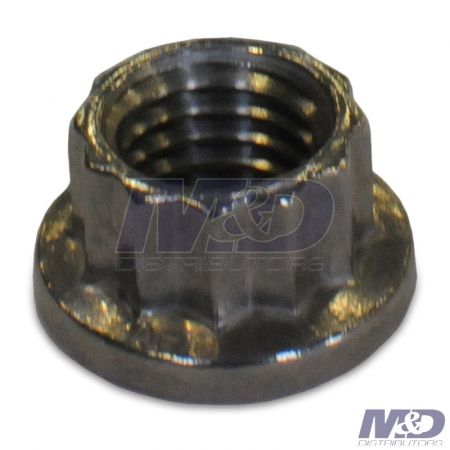 Cummins 12-Point Turbocharger Mounting Nut