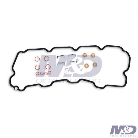 DIPACO DURAMAX 6.6L INJECTOR LINE ROCKER GASKET KIT LOWER 2001 - 2004