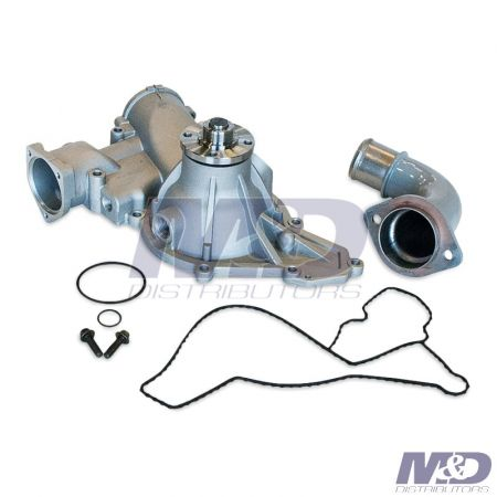 NWP 1994 - 2003 Ford 7.3L Power Stroke Water Pump with Tube & Bolts, New