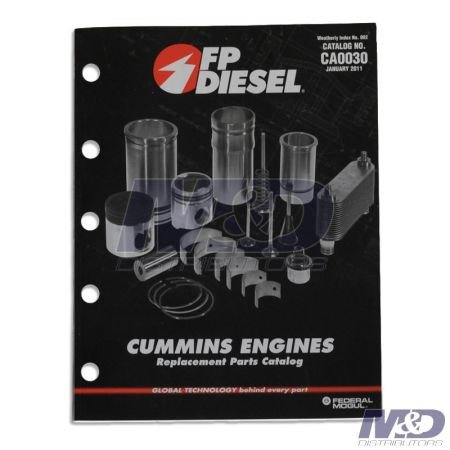 FP Diesel Cummins Parts Catalog