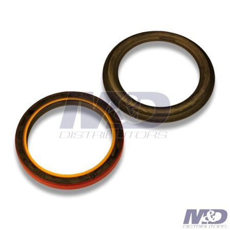 FP Diesel 1995 - 2007 Cummins 4BT, 5.9L & 6.7L Dodge Front Crankshaft Seal