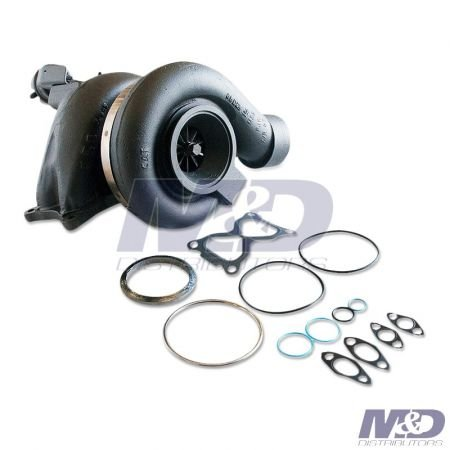 M&D Distributors Remanufactured High Pressure Turbocharger