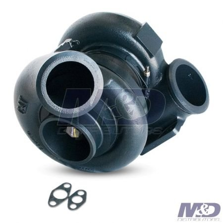 M&D Distributors Remanufactured Low Pressure Turbocharger