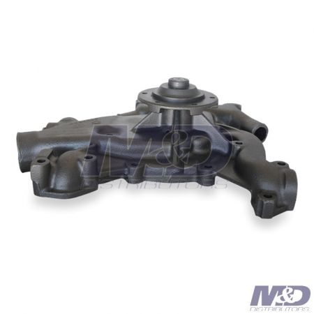 Bepco WATER PUMP REMAN DETROIT 8.2L WITH HEATER OUTLET PROVISION