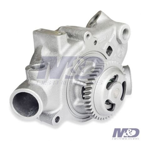 Bepco Remanufactured Running-Style Water Pump