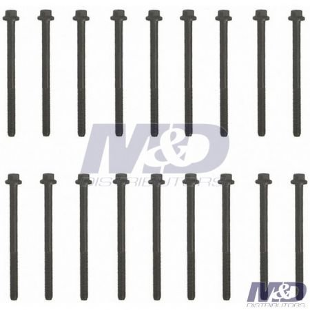 Fel-Pro HEAD BOLT SET 7.3L POWERSTROKE 1994 - 2003 SINGLE HEAD