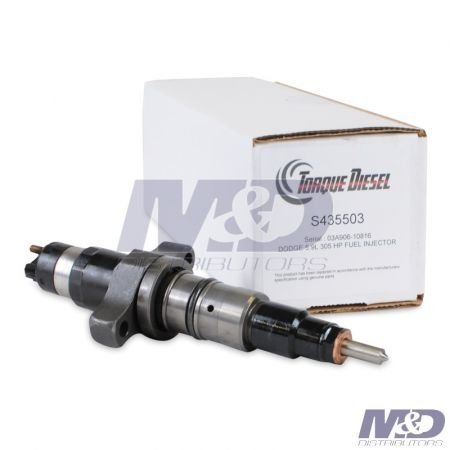 Torque Diesel Products Remanufactured High Pressure Common Rail (HPCR) Injector