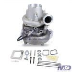 Holset Remanufactured Turbocharger without an Actuator
