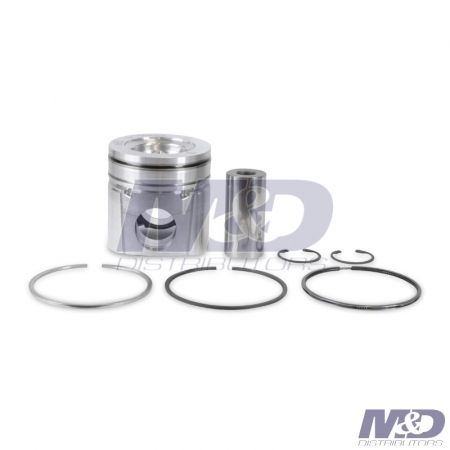 Mahle Original 0.040 in. / 1.00 mm. Piston Kit with Rings