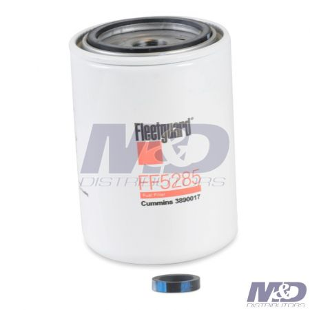 Fleetguard 20 Micron Spin-On Fuel Filter