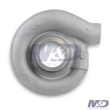 Borg Warner Turbo Systems Turbocharger Compressor Housing