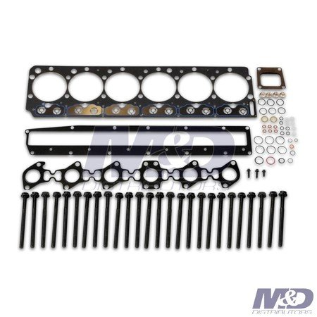 FP Diesel Head Gasket Set with Head Bolts