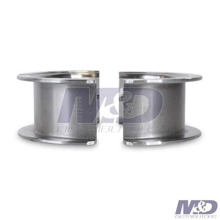 Absolute Parts BEARING FLANGED THRUST PAIR 300 SERIES STD