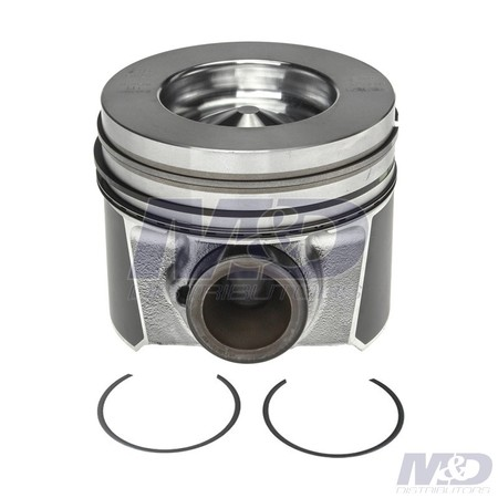 Mahle Original 2008 - 2010 6.4L Power Stroke Standard Reduced Compression Piston with Pin