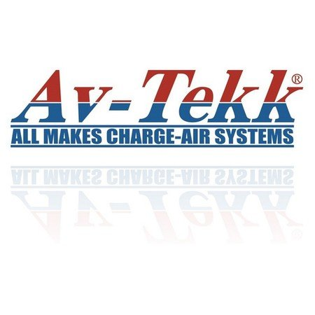 Av-Tekk CHARGE AIR COOLER CHEVROLET