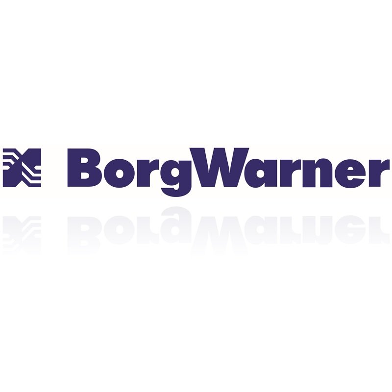 Borg Warner Turbo Systems Turbocharger Gasket (Center Housing-to-Turbine Housing)