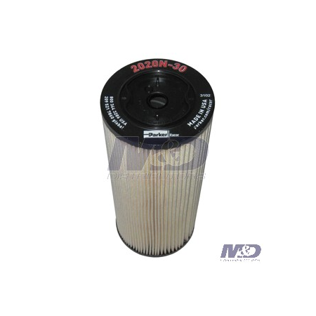 Parker Racor 30 Micron, 1000MA-1003MA Series Fuel Filter Element