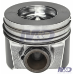 Mahle Original 2008 - 2010 Ford 6.4L Power Stroke 0.75 mm. Piston Kit with Rings