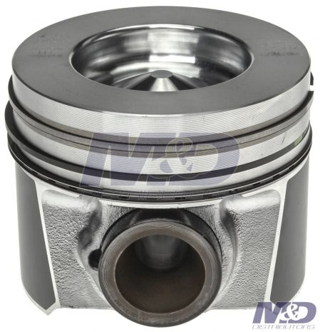 Mahle Original Standard Piston Kit with Rings