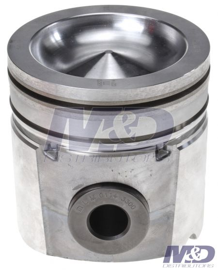 Mahle Original Standard Piston with Pin & Retainer Rings