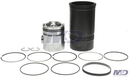 FP Diesel CYLINDER KIT DUAL NI PREMIUM PLUS RING SET
