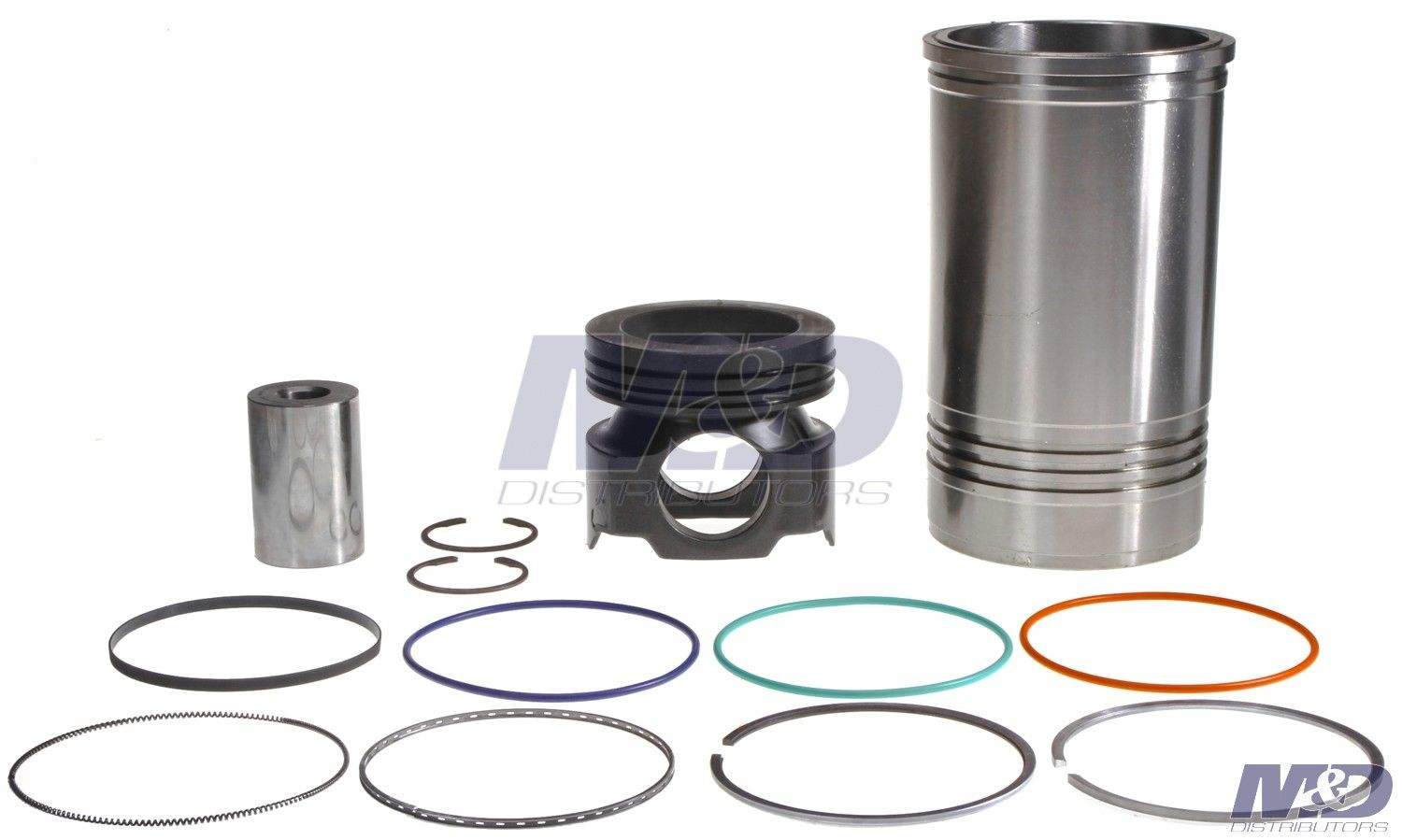 CYLINDER KIT C15 ACERT CAT 18:0 c/r MONOTHERM PISTON