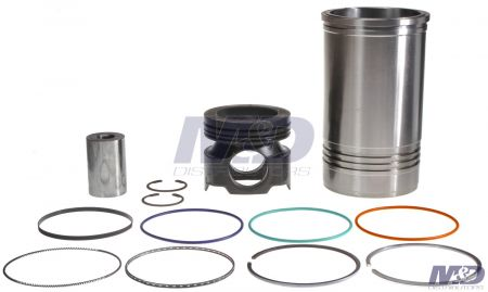 Mahle Original CYLINDER KIT C15 ACERT CAT 18:0 c/r MONOTHERM PISTON