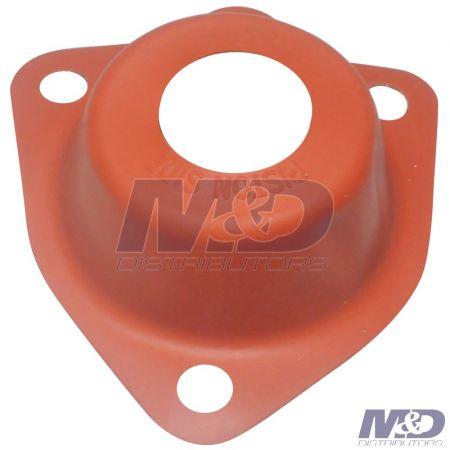 AFA Industries BELLOWS ORANGE SILICONE