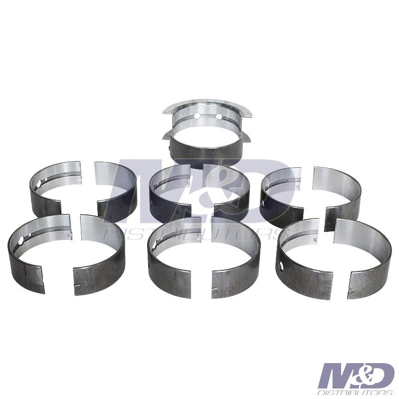 AFA Industries MAIN BEARING SET 6B & 6BT 5.9L .50MM