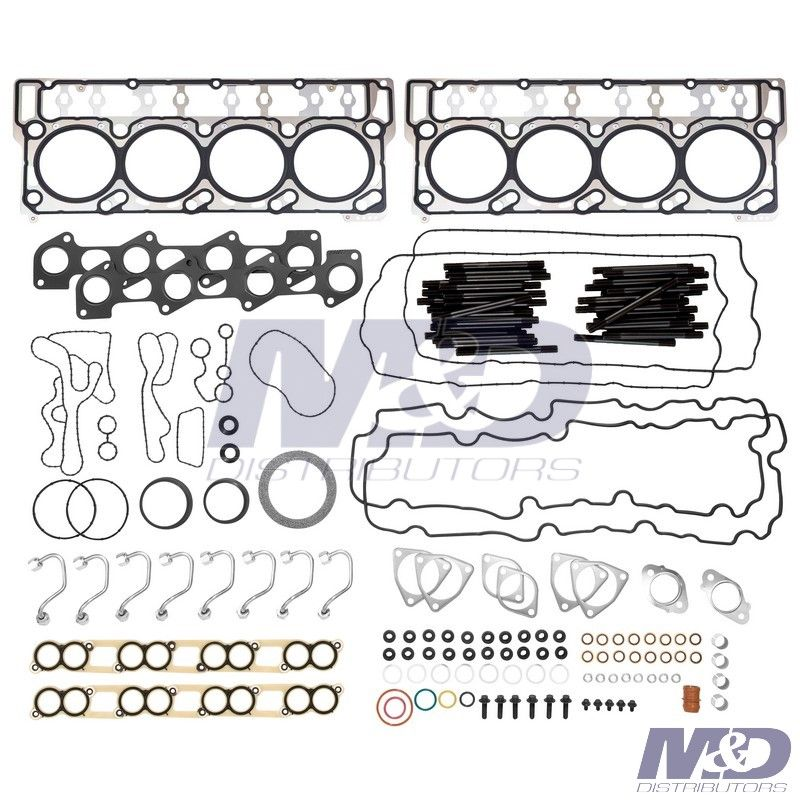 ford 6 4l power stroke head gasket kit with studs ap0064