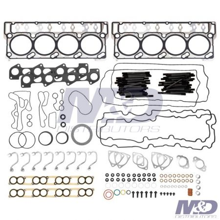 Alliant Power HEAD GASKET SET 6.4L FORD 2008 2010 W/ INJECTOR LINES WO/ STUDS