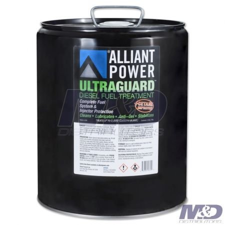 Alliant Power 5 Gallon Ultraguard Diesel Fuel Treatment Additive