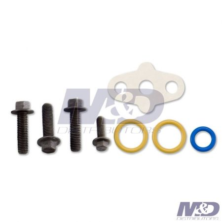 Alliant Power 2004 - 2010 Ford 6.0L Power Stroke & VT365 Turbocharger Intallation Kit