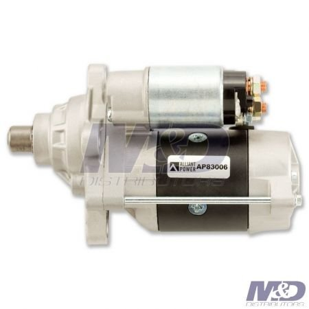 Alliant Power Starter