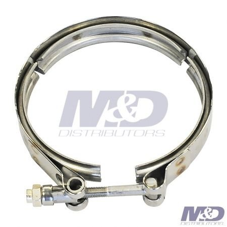 Breeze Turbocharger T-Bolt V-Band Clamp