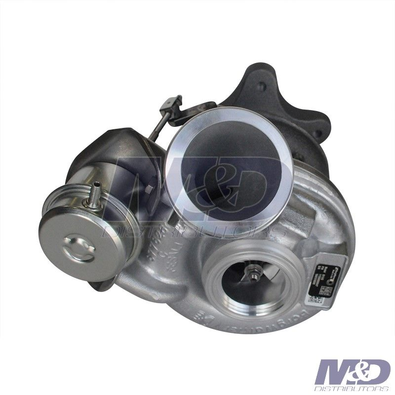 Borg Warner Turbo Systems Remanufactured High Pressure Turbocharger