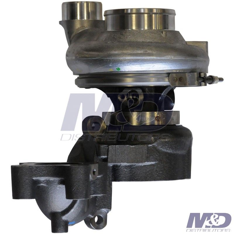 Borg Warner Turbo Systems Remanufactured Low Pressure Turbocharger
