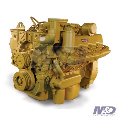 Reviva COMPLETE DROP IN ENGINE REMAN CAT 3208 NATURAL ASPIRATED