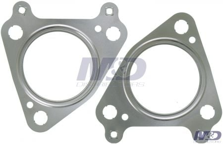 Mahle Original Turbocharger Exhaust Pipe Flange Gasket (Set of 2)
