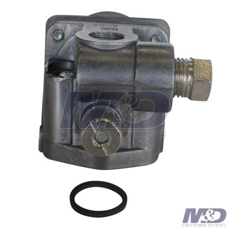 NWP FUEL SHUT OFF SOLENOID ASSEMBLY 88 NT ENGINES CUMMINS