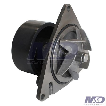 NWP Water Pump with Hardened Pulley