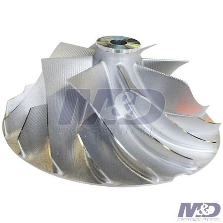 Holset Turbocharger Compressor Wheel
