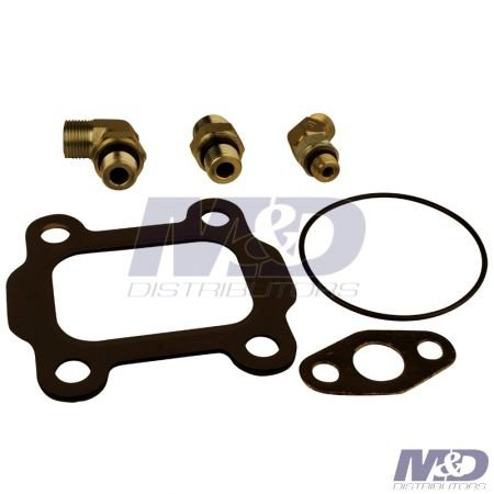 Holset Turbocharger Mounting Gasket & Fitting Kit