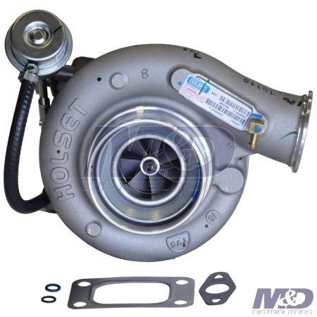 Cummins New Turbocharger