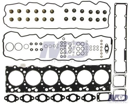 Mahle Original Thick, Overbore Head Gasket Set