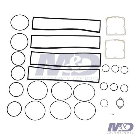 Magnum Diesel Parts AFTERCOOLER INSTALLATION KIT 3516 CAT