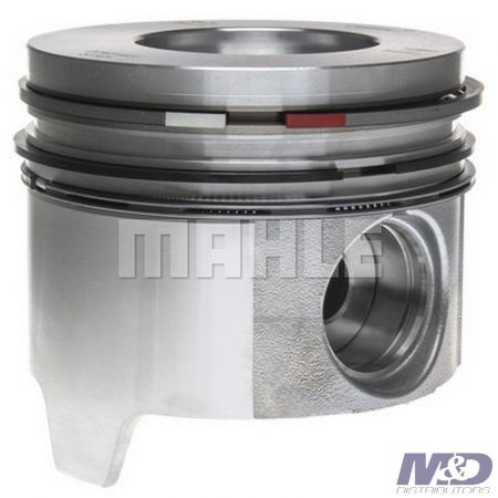 Mahle Original 1996 - 2003 Ford 7.3L Power Stroke 0.030 in. Piston with Rings