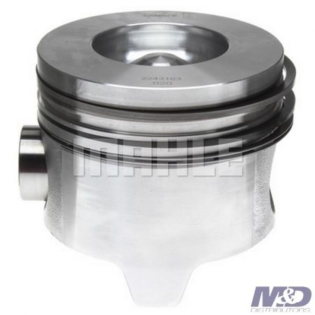 Mahle Original 1996 - 2003 Ford 7.3L Power Stroke 0.020 in. Piston with Rings