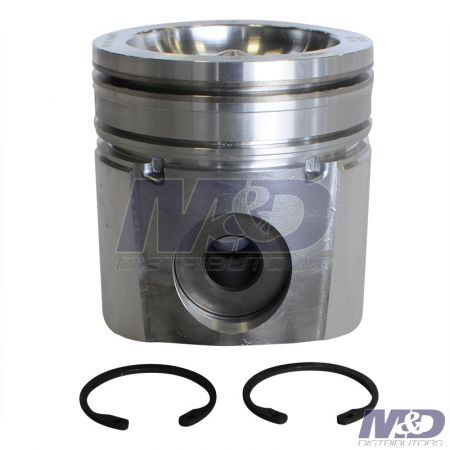 "Mahle Original 0.20"" Piston with Pin & Retainer Rings"