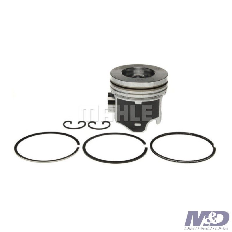 "Mahle Original 0.030"" Piston with Rings"